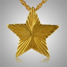 North Star Keepsake Pendant IV