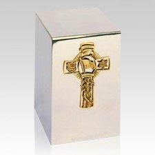 Police Steel Cremation Urn