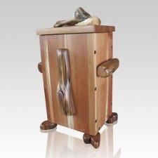 Waldknecht Juniper Natural Urn