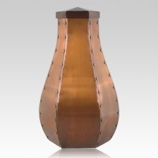Toulouse Grand Copper Urn