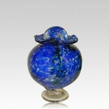 Capricorn Keepsake Cremation Urn
