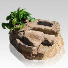 Valor Memorial Garden Rock Tree