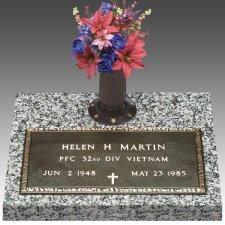 Veteran Individual Bronze Grave Marker II
