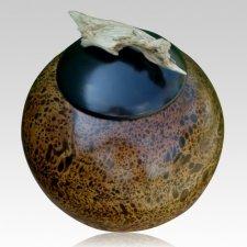 Sparkle Deco Art Cremation Urn