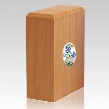 British Butterflies Cremation Urn