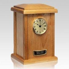 Naturale Clock Cremation Urn