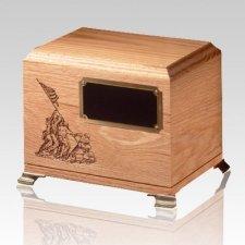 Glory Military & Veterans Cremation Urn