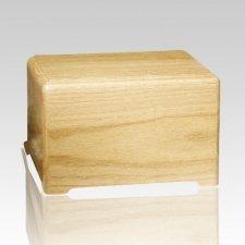 Muenchen Wood Cremation Urn