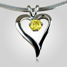 Yellow Cremation Diamond III