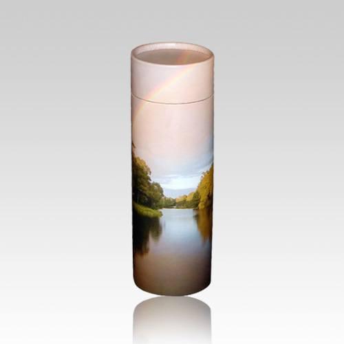 Rainbow Bridge Scattering Biodegradable Urn II