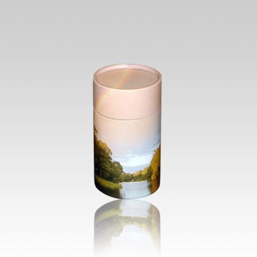 Rainbow Bridge Scattering Biodegradable Urn