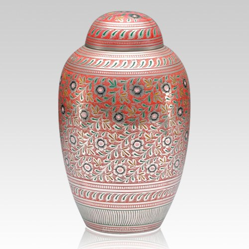 Red Baron Cremation Urn