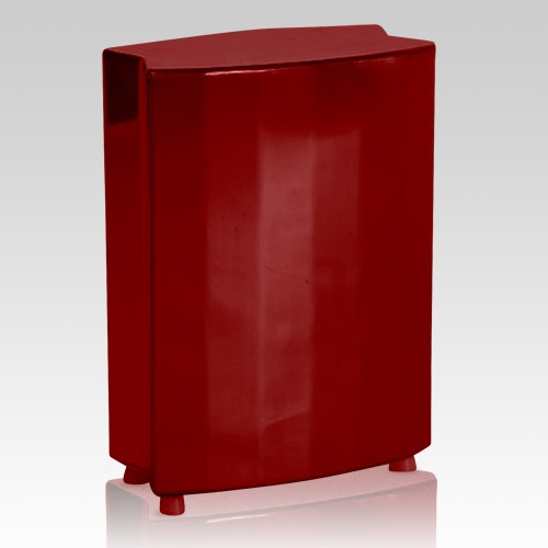 Montparnasse Red Cremation Urn