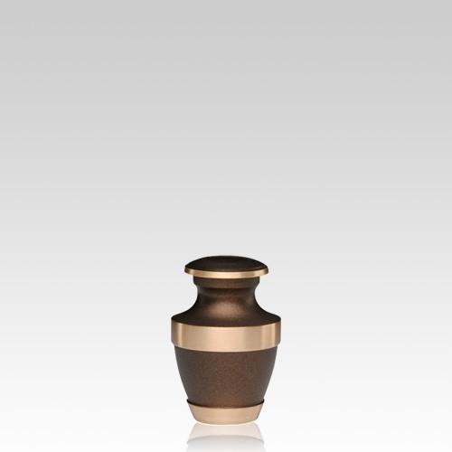 Rustica Keepsake Cremation Urn