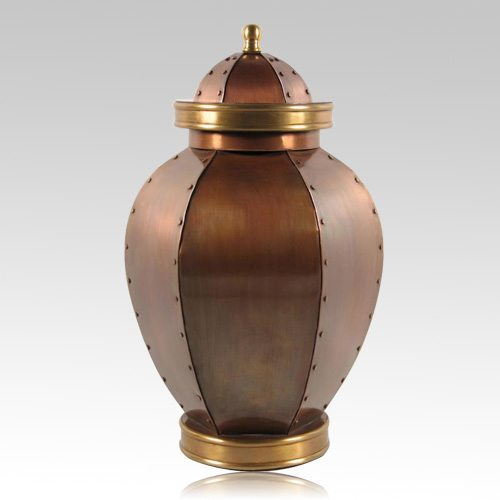 New Orleans Grand Copper Urn