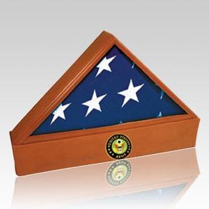 Washington Cherry Flag Case & Urn