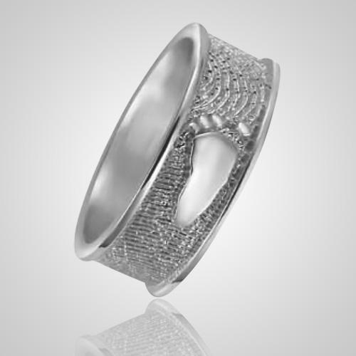 Heirloom Ring Print Sterling Silver Keepsakes
