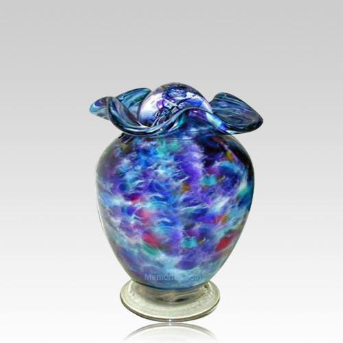 Sparkling Waters Keepsake Cremation Urn