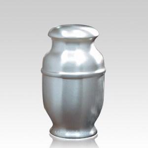 Spun Steel Medium Cremation Urn