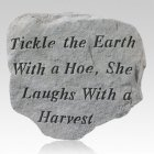Tickle The Earth With A Hoe Stone