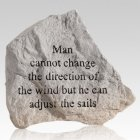 Man Cannot Change The Direction Rock