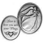 Angel Love Comfort Tokens