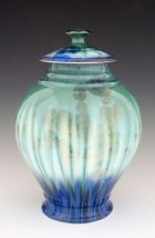 Peace For You Art Cremation Urn