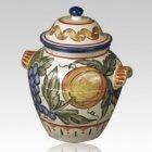 Masimo Ceramic Cremation Urn