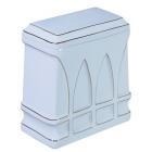 Basilica Ceramic Cremation Urn