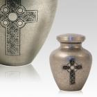 Celtic Cross Keepsake Cremation Urn
