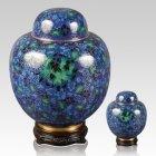 Oriental Dream Cloisonne Cremation Urns