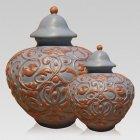Clan Ceramic Cremation Urns
