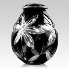 Cosmos Glass Child Cremation Urn