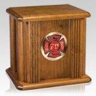 Courage Firefighter Cremation Urn