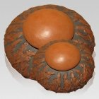 Earth Ivy Ceramic Cremation Urns