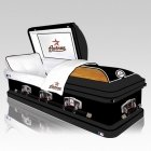 Houston Astros Casket