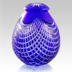 Julius Glass Cremation Urn