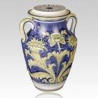 Oasi Ceramic Cremation Urn