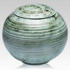 Mossystone Ceramic Cremation Urns