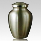 Pewter Large Pet Urn