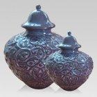 Plum Pet Cremation Urns