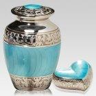 Prince Blue Child Cremation Urns