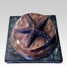 Starfish Keepsake Cremation Urn