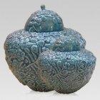 Victorian Ceramic Cremation Urns