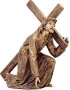Jesus Cross Bronze Statues