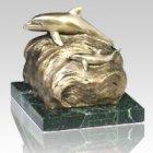 Peaceful Sea Keepsake Cremation Urn