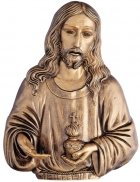 The Lord Is Our Sheppard Wall Bronze Statues