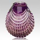 Caesar Glass Cremation Urn