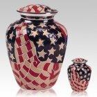 Americana Patriot Cremation Urns
