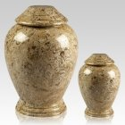 Classic Fossil Cremation Urns